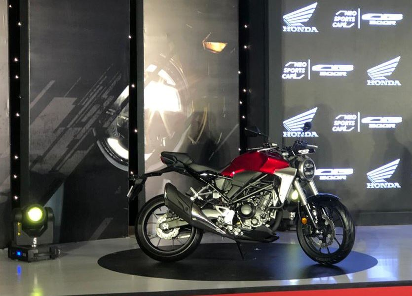 Honda cb300r launched