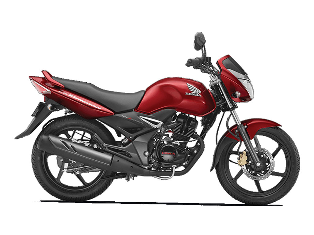 Honda CB Unicorn Red