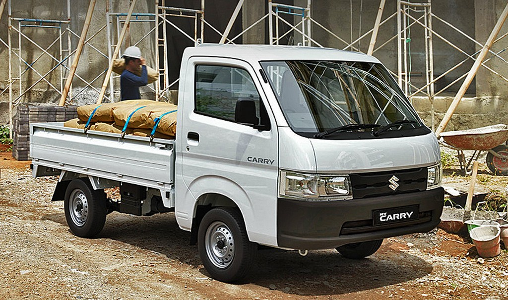 2019 Suzuki Carry Unveiled