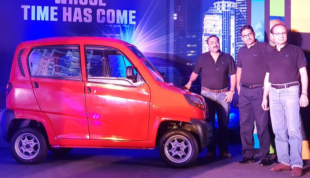 bajaj-qute-quadricycle-launched-in-maharashtra