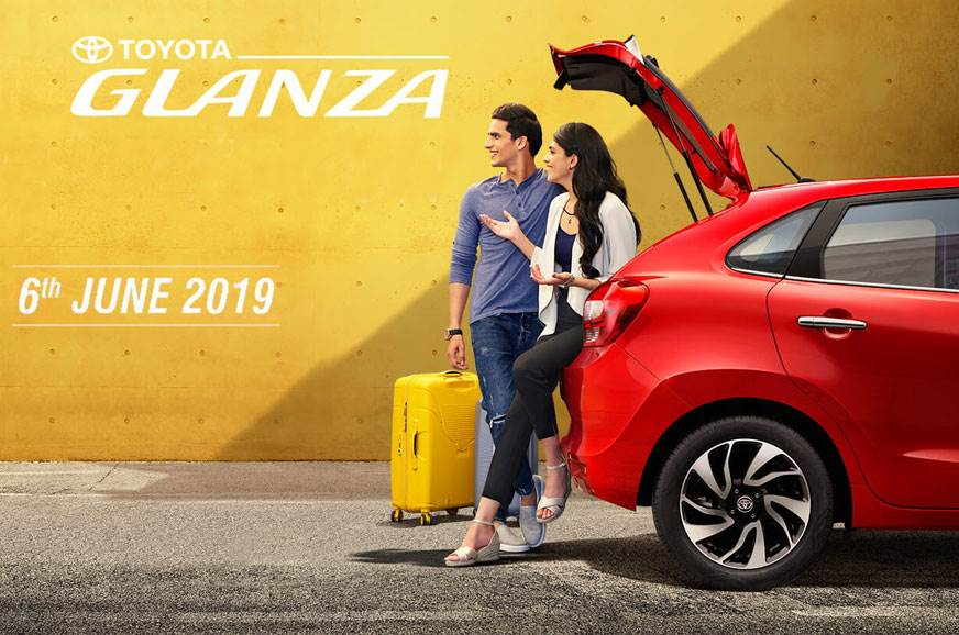 Toyota Glanza To Launch On 6th June
