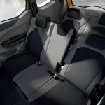 Renault Triber rear seat