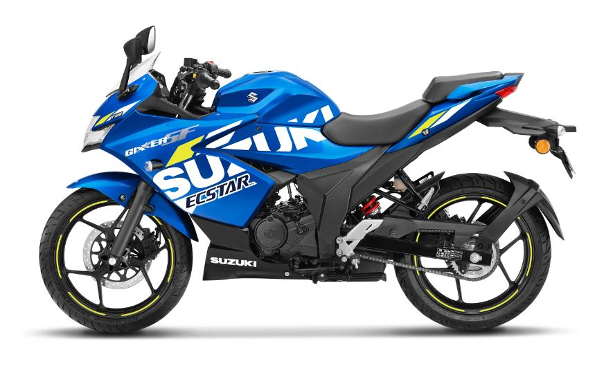 MotoGP edition of GIXXER SF Series