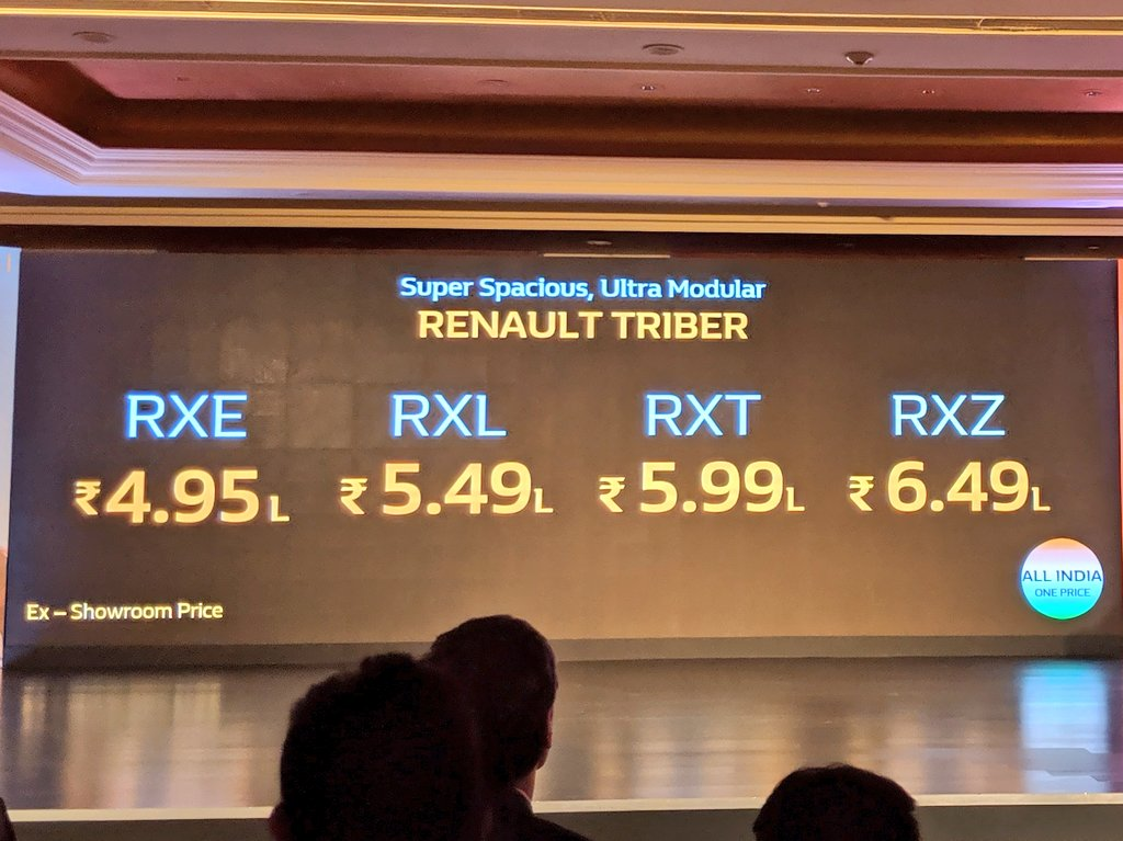 Renault-Triber-price-list