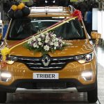 Renault Triber production starts