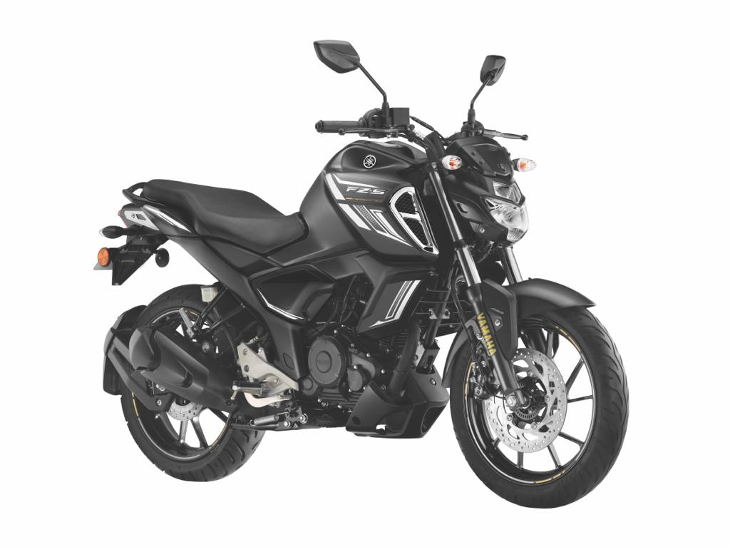 Yamaha FZ-s darknight