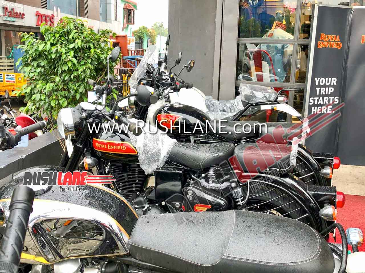 Royal Enfield Classic Bs6 Spied