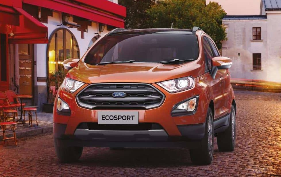 bs6 ford ecosport