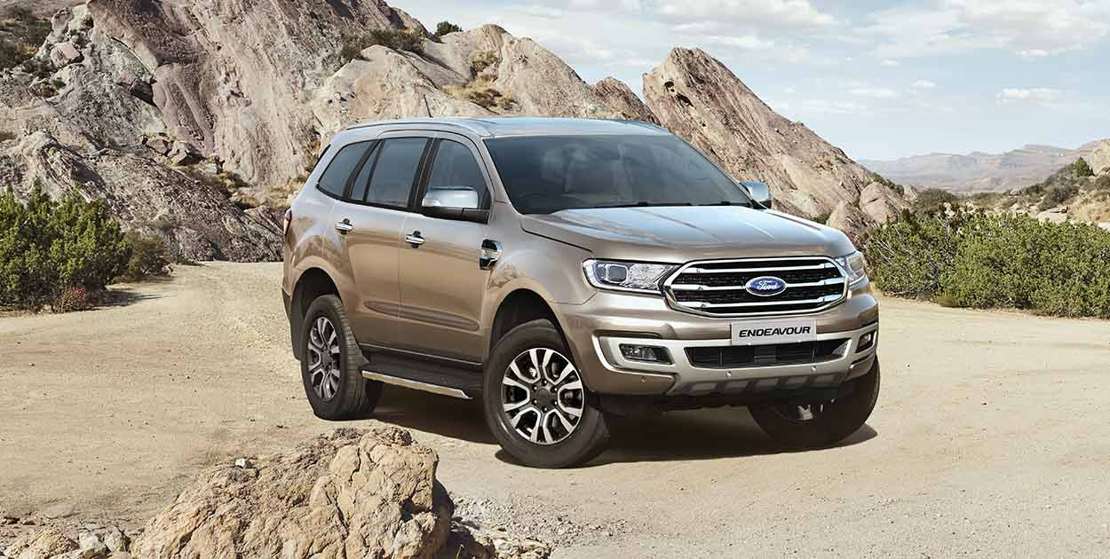 ford endeavour bs6 1