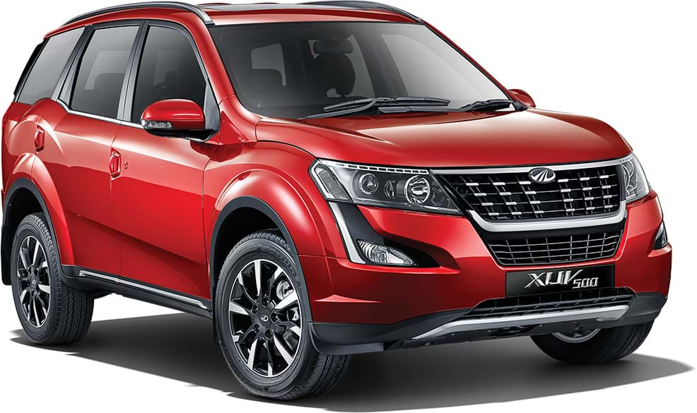 BS6 mahindra xuv500 price