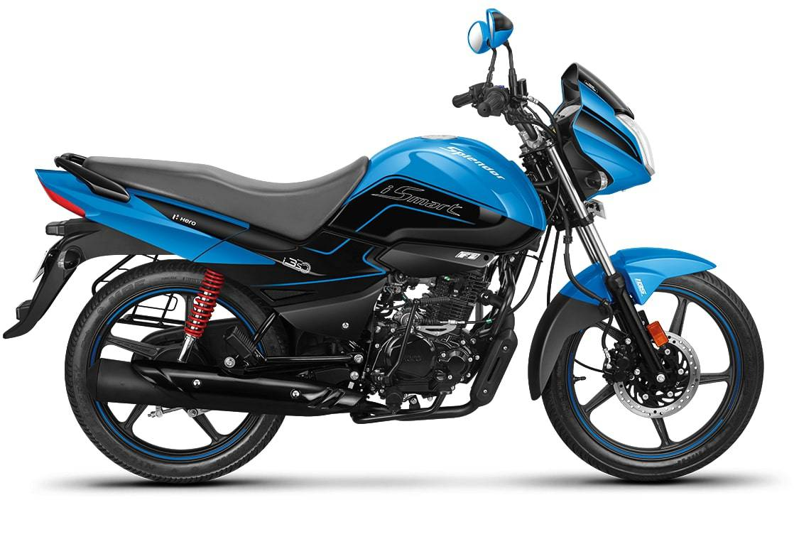 hero splendor ismart 1