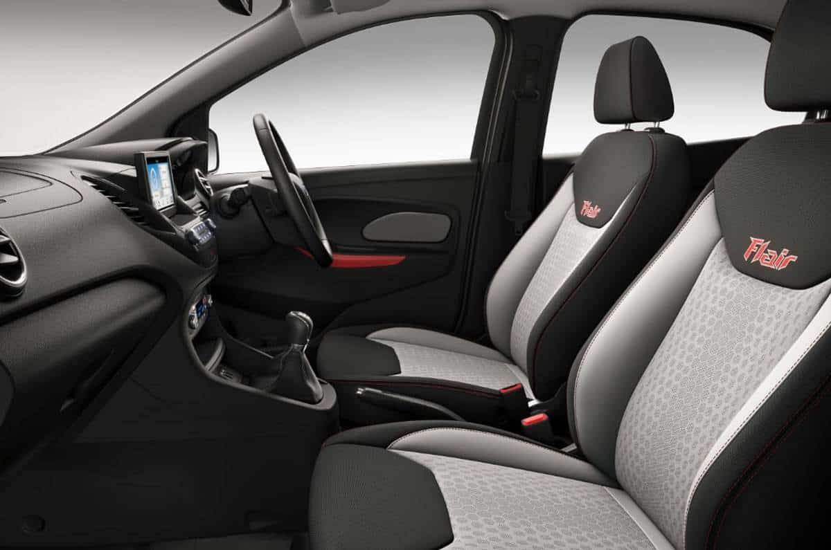 Ford Freestyle Flair interior 1