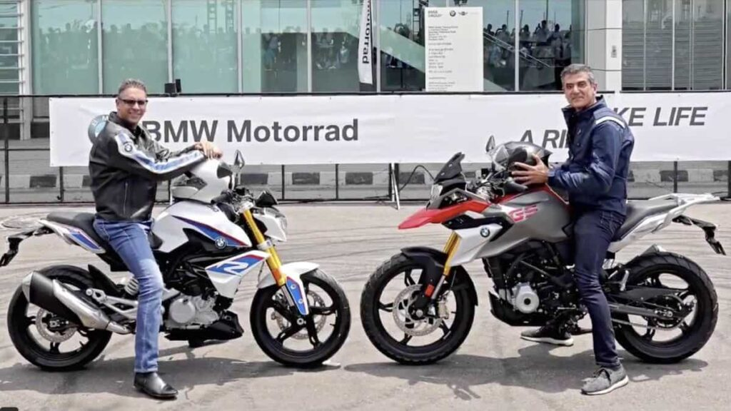 2020 bmw g 310 r and g 310 gs launched
