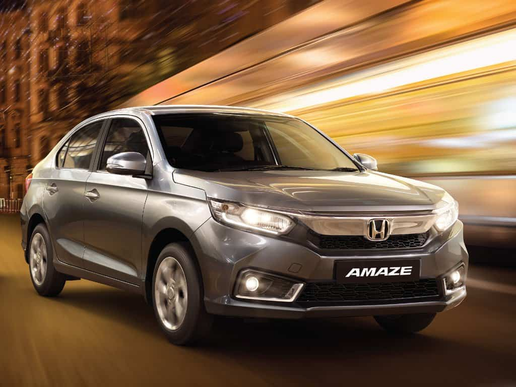 Honda Amaze Exclusive Edition Price