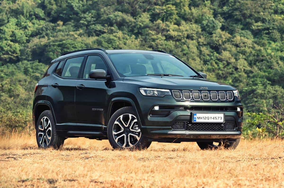 2021 Jeep Compass Facelift fr