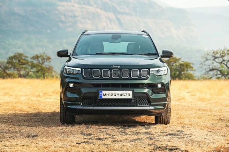 jeep compass facelift price